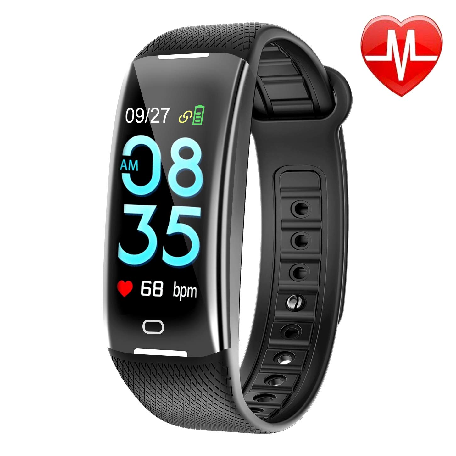 Birthday Gifts For 70 Year Old Man Fitness Tracker Blood Pressure Monitor