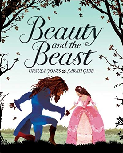 "Book - ""Beauty And The Beast"" by Ursala Jones"