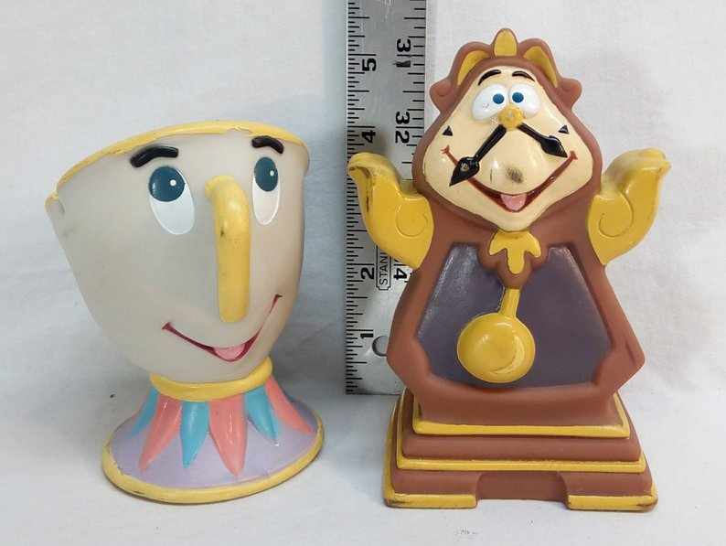 Chip and Cogsworth gifts