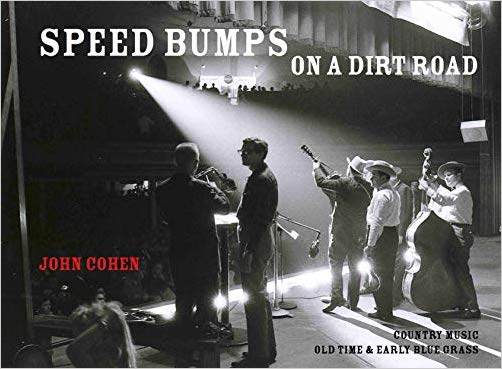 Country music gift: Coffee Table Book - Speed Bumps on a Dirt Road