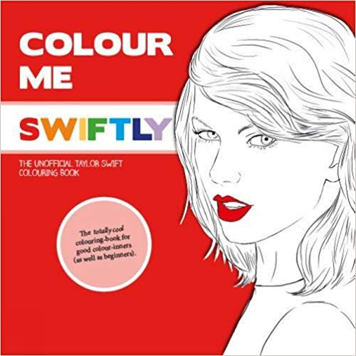 Country music gift: Color Me Swiftly (Color Me Good)