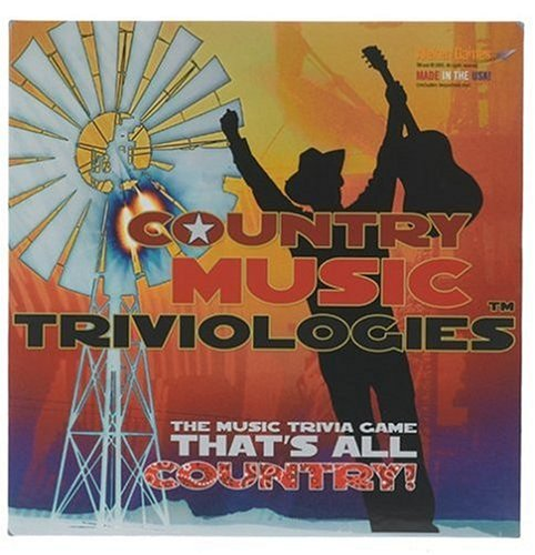 Country music gift: Country Music Trivia Game