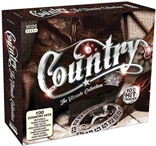 Country music gift: Country: The Ultimate Collection