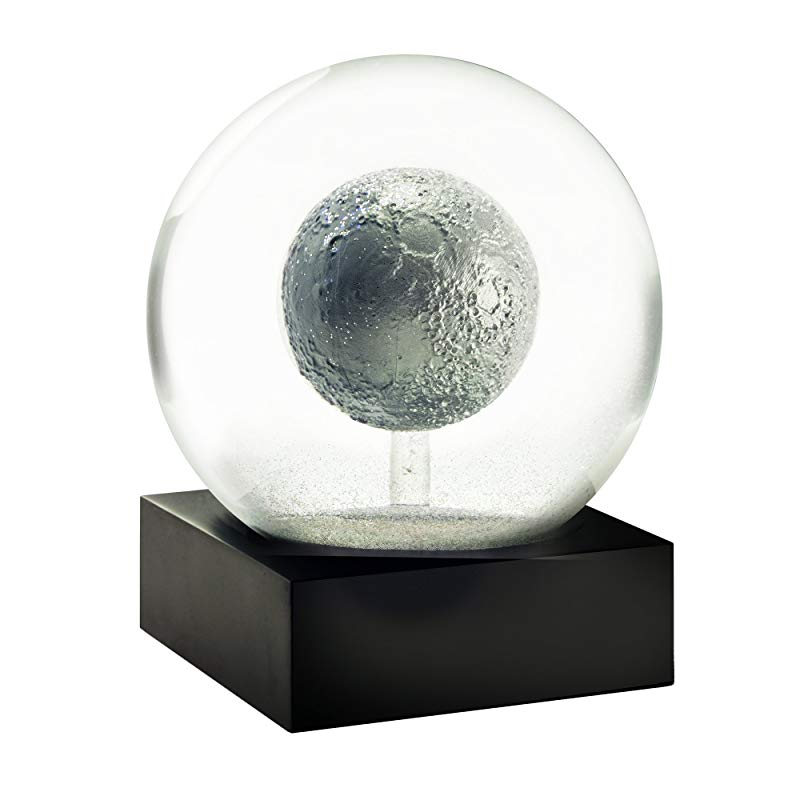 Snow globe - Cute gift idea for moon lovers
