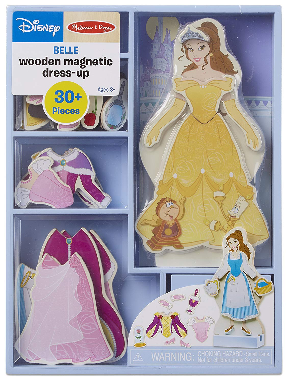 Disney Beauty and the Beast toy for girls