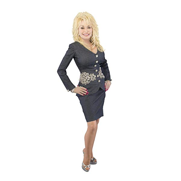 Country music gift: Dolly Parton Lifesize Cardboard Cutout