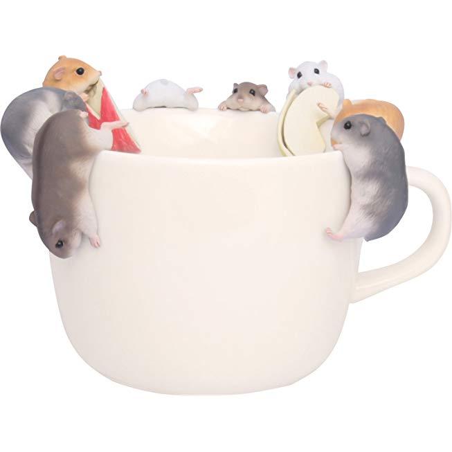 Adorable miniature Hamsters