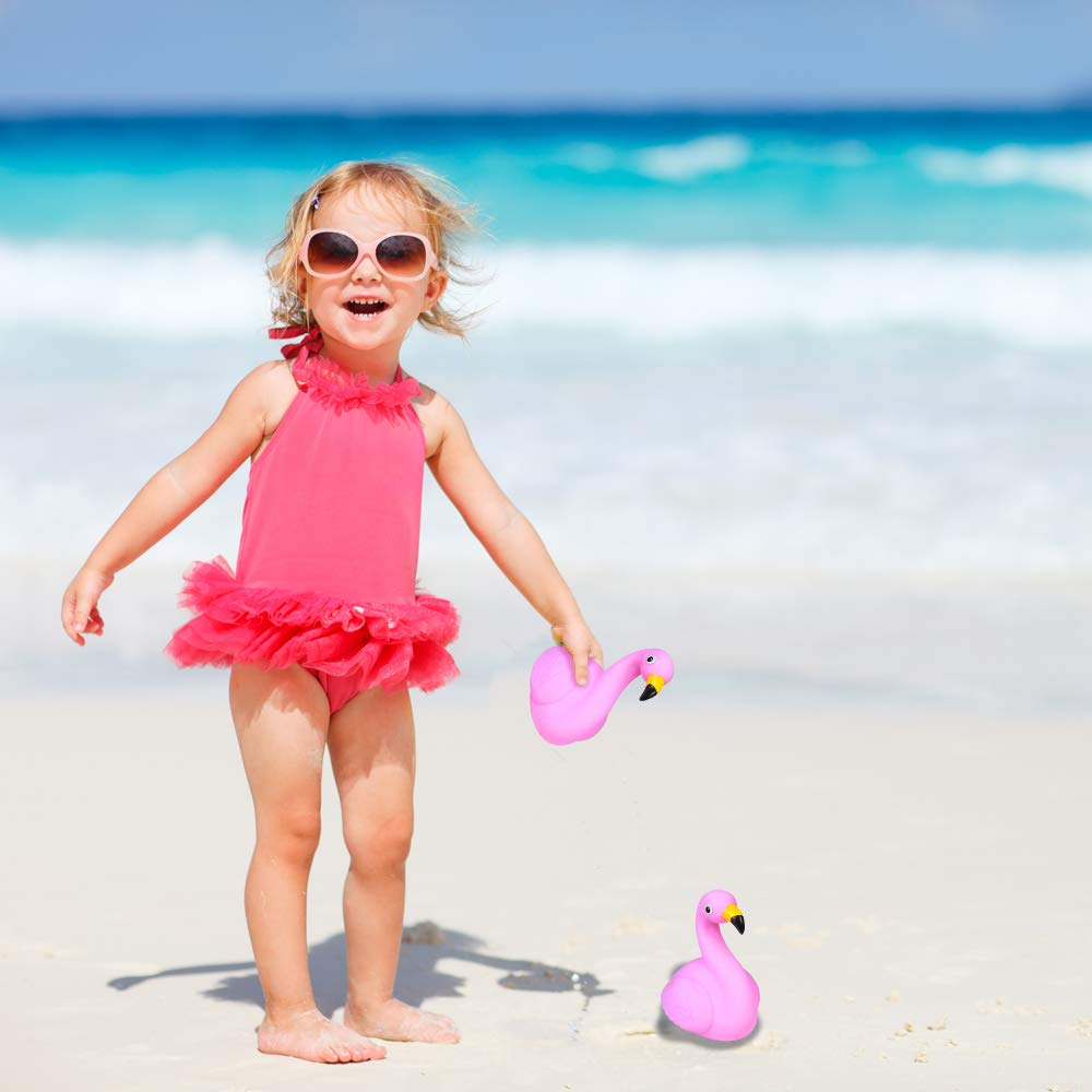 Flamingo gift ideas Water Floating Bathtub Toys