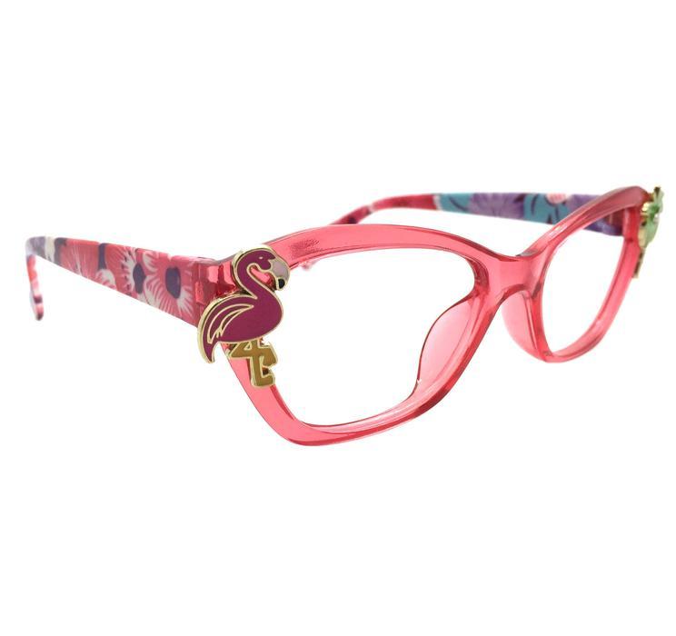 Pink Flamingo Reading Glasses