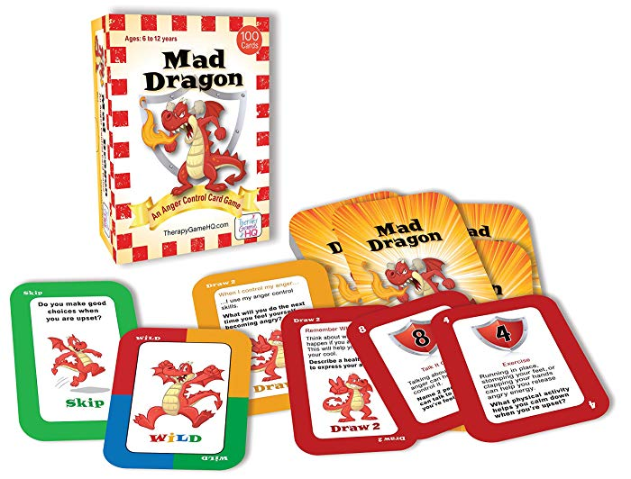 Gifts for occupational therapy students - card game