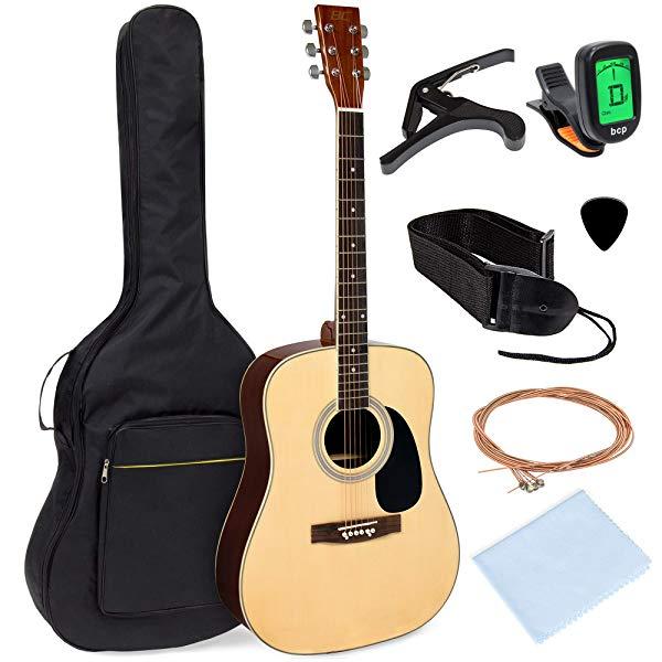 Country music gift: Guitar Starter Kit