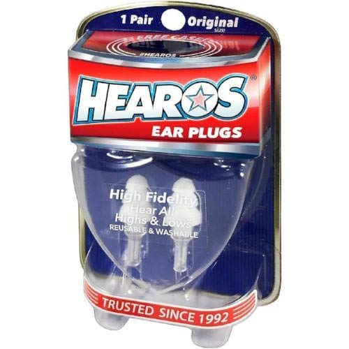Country music gift: High Fidelity Ear Plugs