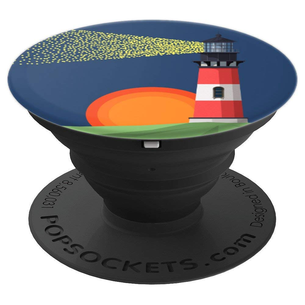 Lighthouse Pop Socket (Phones and Tablets)
