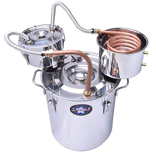 Country music gift: Moonshine Still Home Brewing Kit