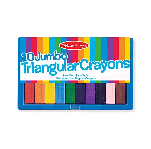 Jumbo Triangular Crayons Occupational therapy unique gift idea
