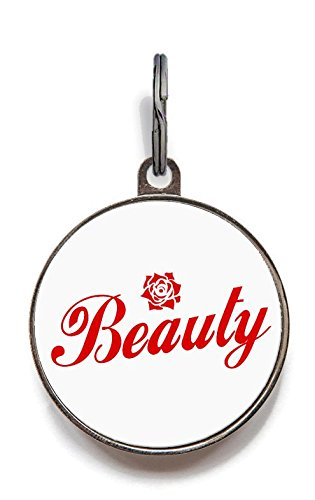 Beauty and the Beast gifts Pet Tag