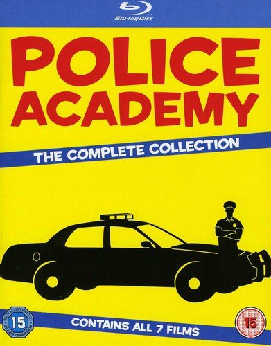 Retirement gift idea for police officers: Police Academy 1-7 The Complete Collection