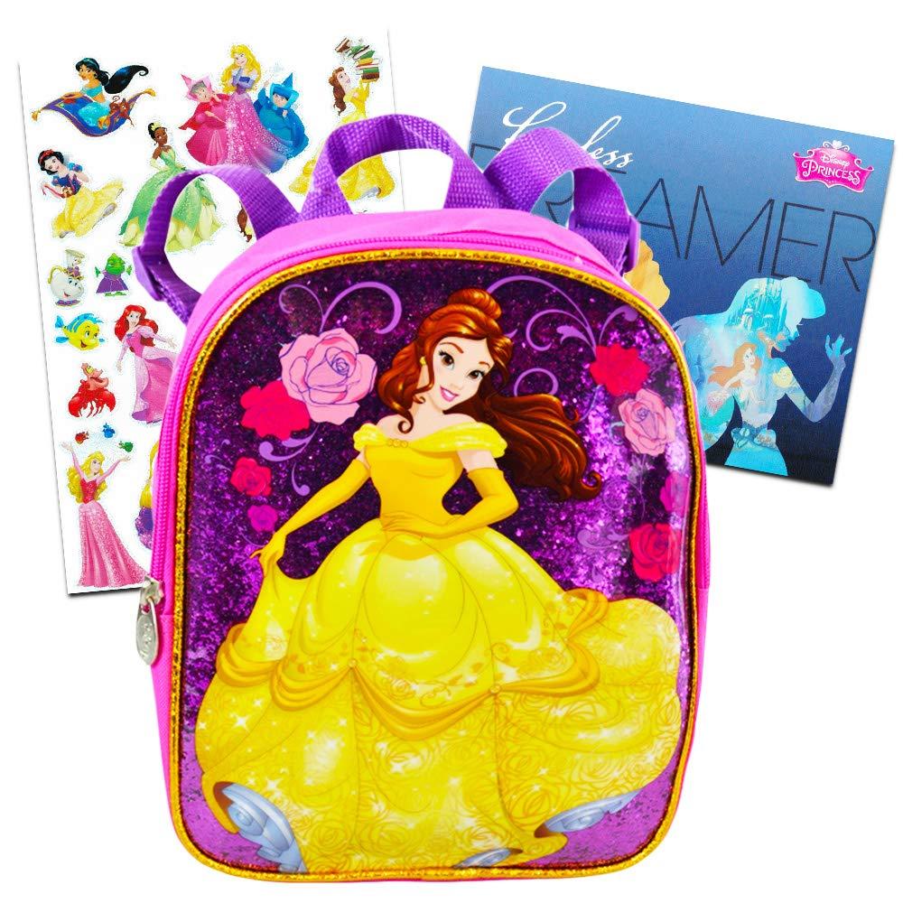 Princess Belle gift for preschool kids - backpack