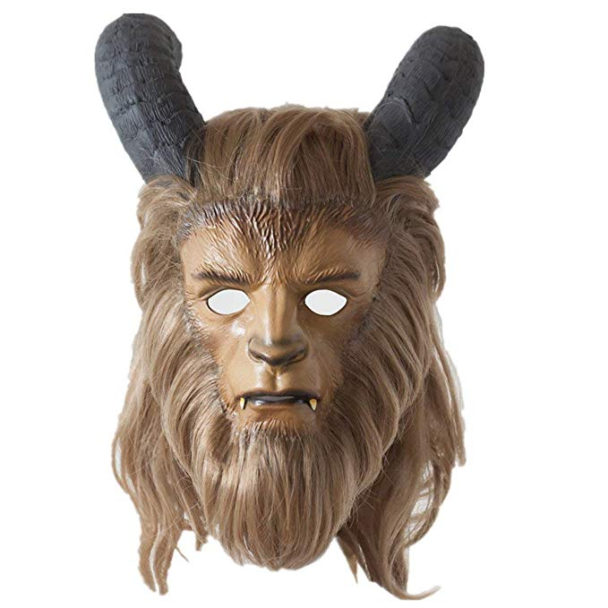 Beauty and the Beast things to buy The Beast Cosplay Mask