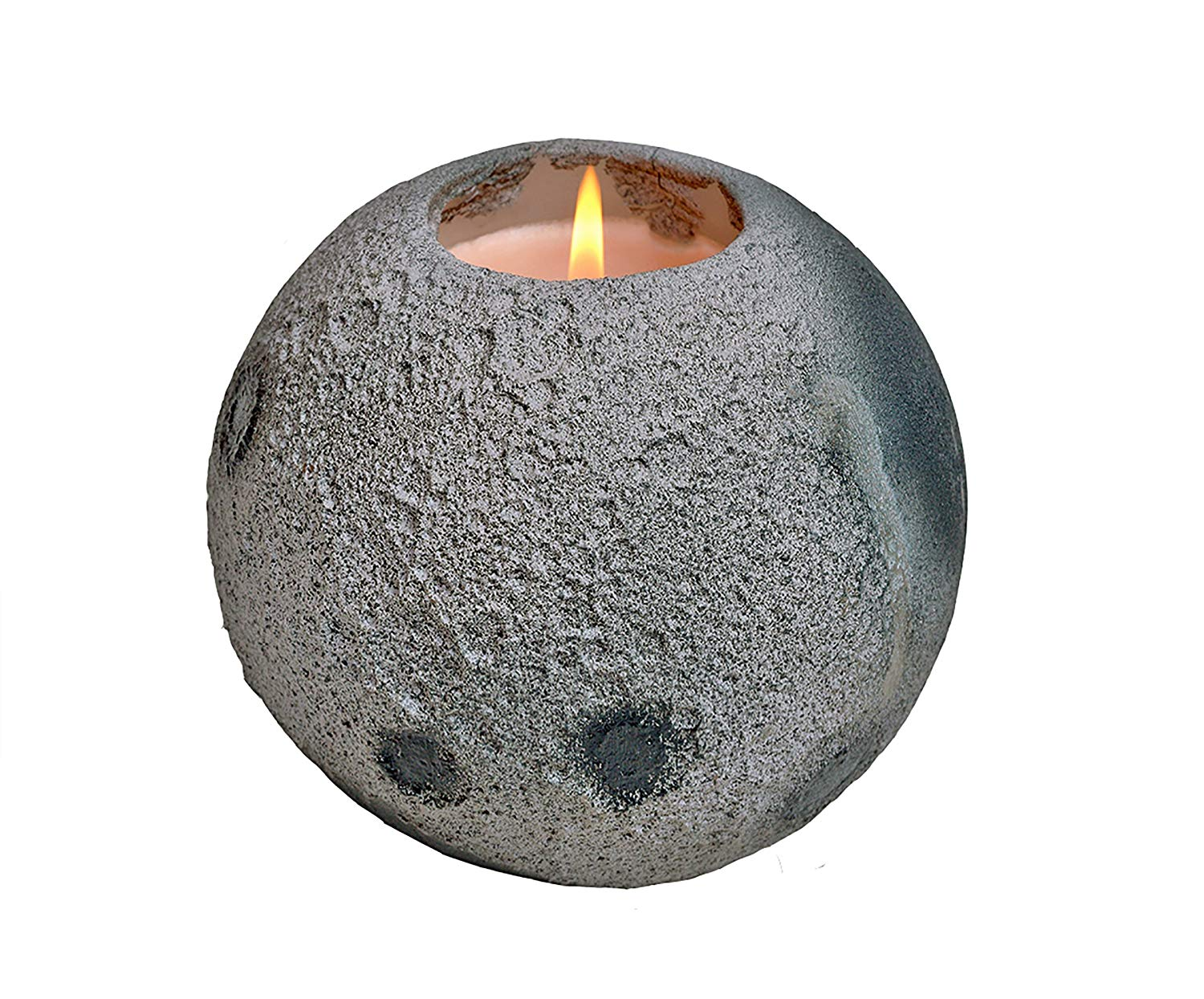 The Creative Desk Moon Candle