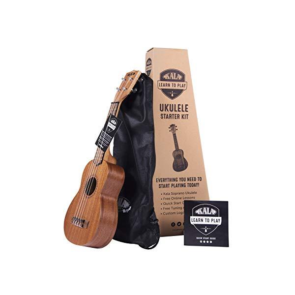 #10 Gift for Songwriters: Ukulele Soprano Starter Kit