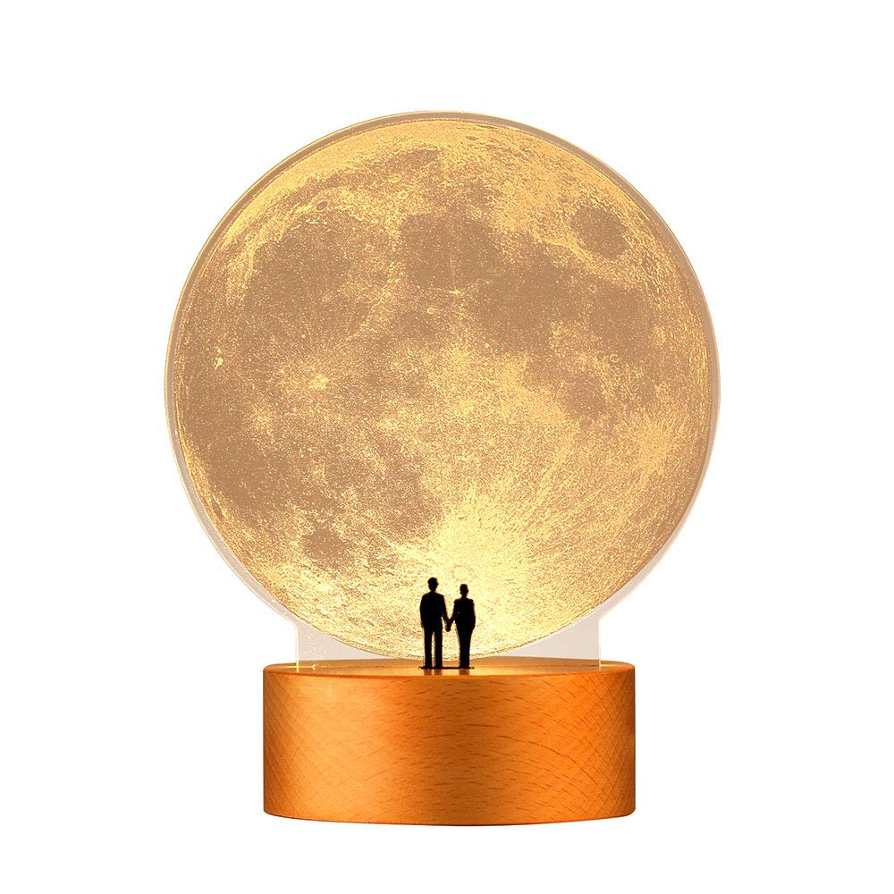 Under the Supermoon of Love - Lamp