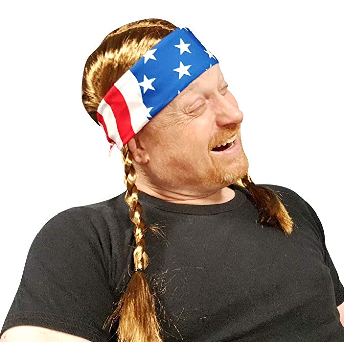 Country music gift: Willie Nelson Hair Braids