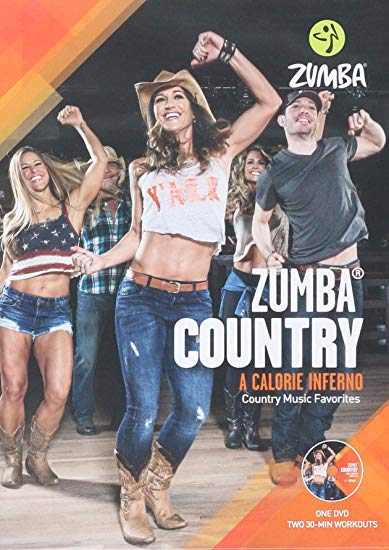 Country music gift: Zumba Country Dance Workout DVD