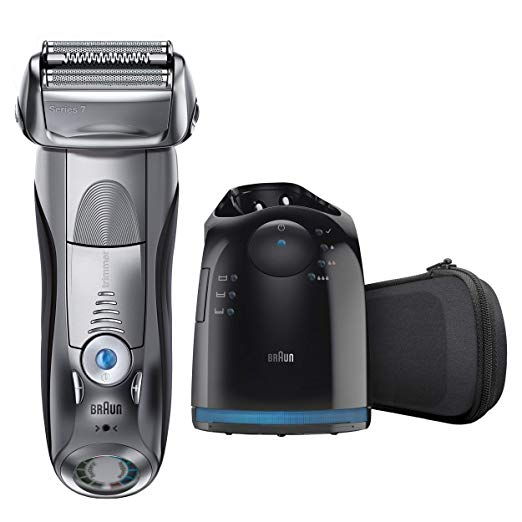 Cool gift ideas for new dad Braun Electric Foil Shaver