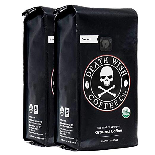 The World's Strongest Coffee for new dad to stay awake after sleepless nights