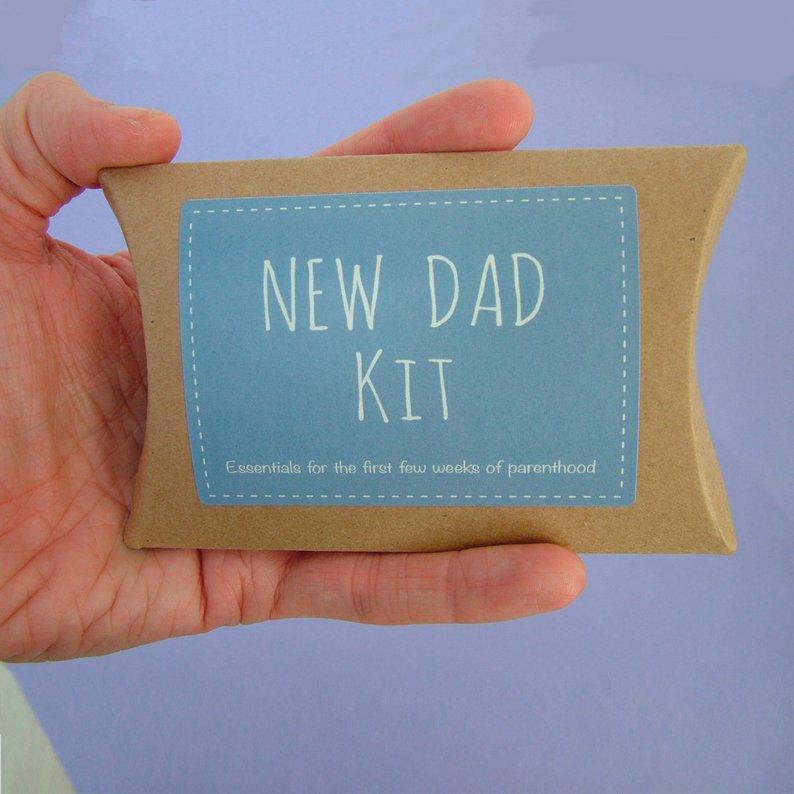 Gag New Daddy Kit