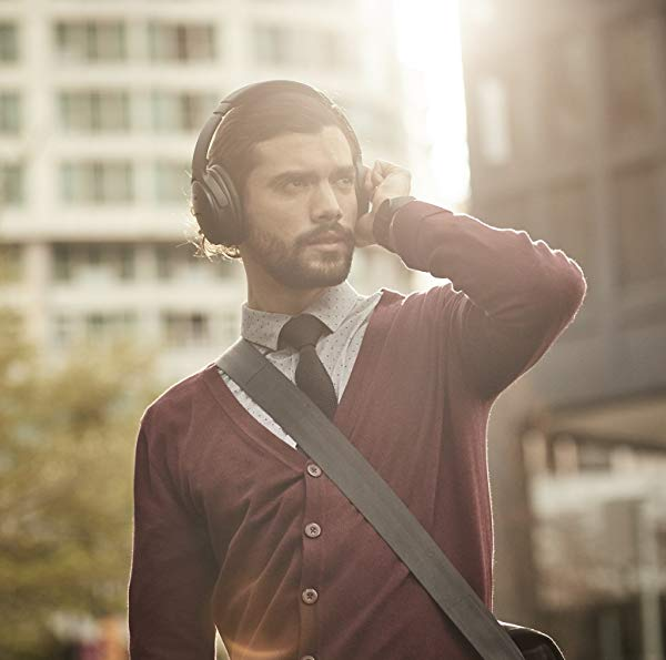 The best gift for new dad who need just a little bit more silence Noise-Cancelling Headphones