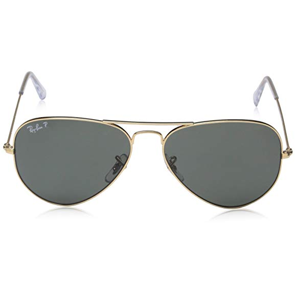 Ray-Ban Aviator Sunglasses gift that will help new dads to look better and hide the bags under his eyes