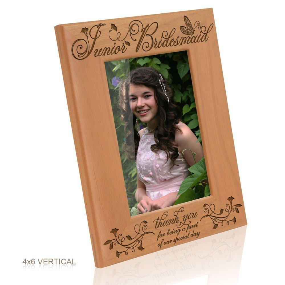 4. Junior Bridesmaid Gift Idea: Picture Frame