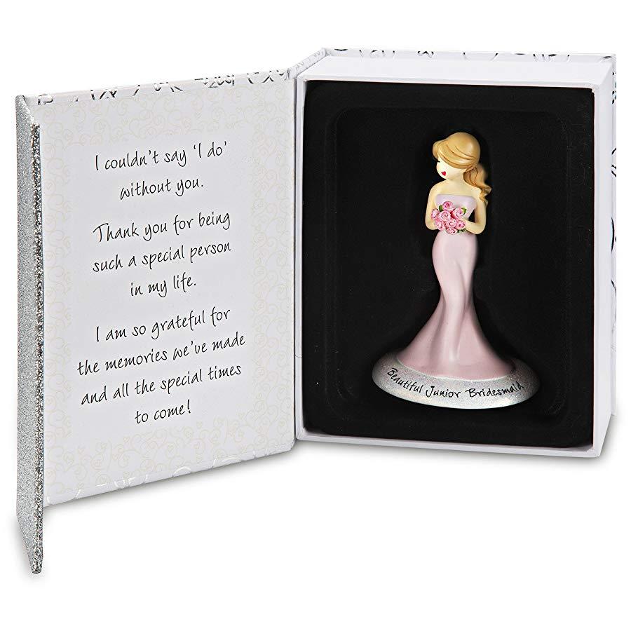 7. Junior Bridesmaid Gift Idea: Ornament