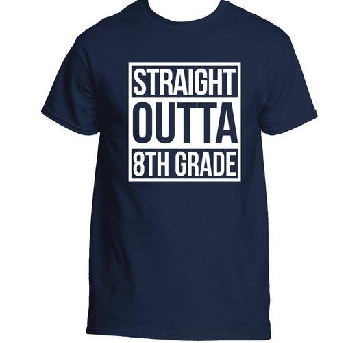 8th grade graduation gift idea Shirt