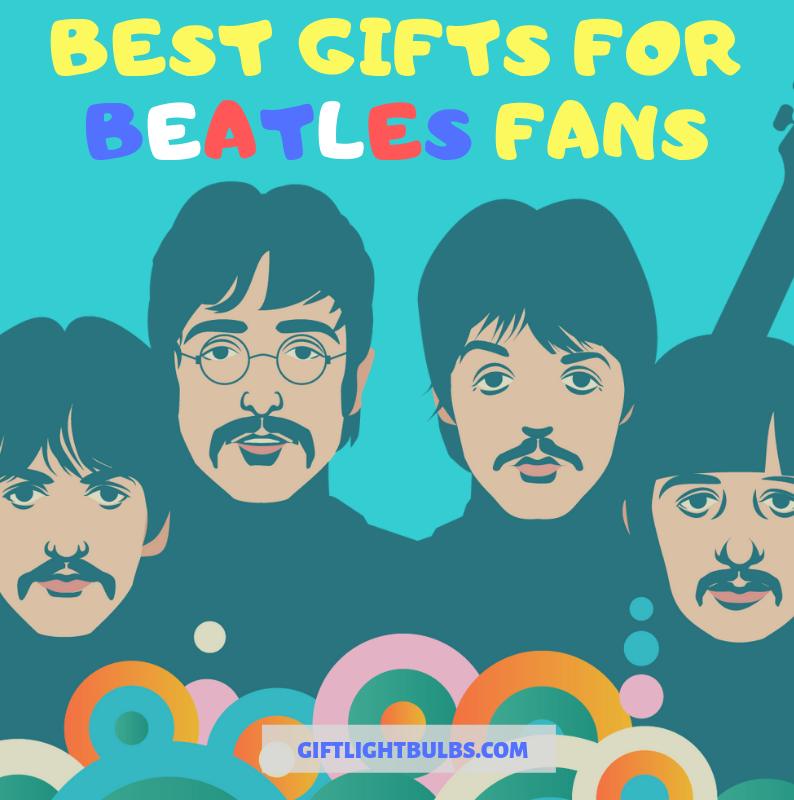 What are the best Beatles gifts for Beatles lovers on your gifting list? Read and find out