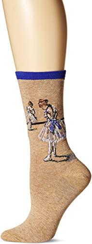 Ballet dancer gift idea: Degas Ballerina Socks