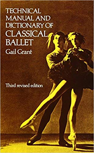 Good gift idea for ballet dancers: Dictionary of Classical Ballet