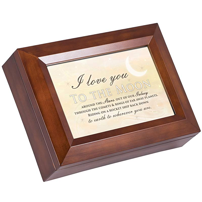 Anniversary gifts for girlfriend Music Box