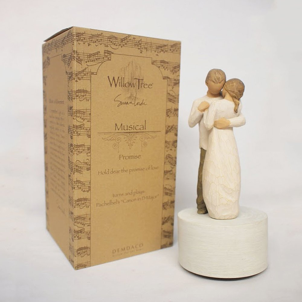 Anniversary gifts for girlfriend Romantic Musical Carving