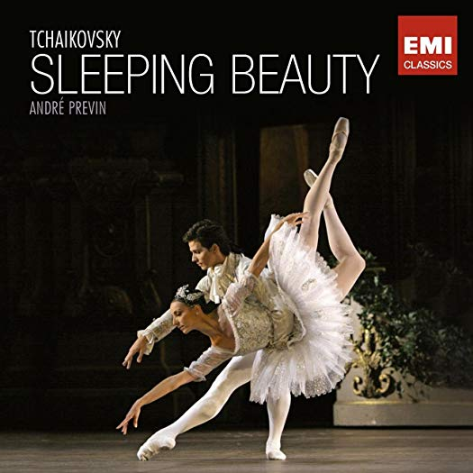 Ballerina gifts: Sleeping Beauty Tchaikovsky CD Set