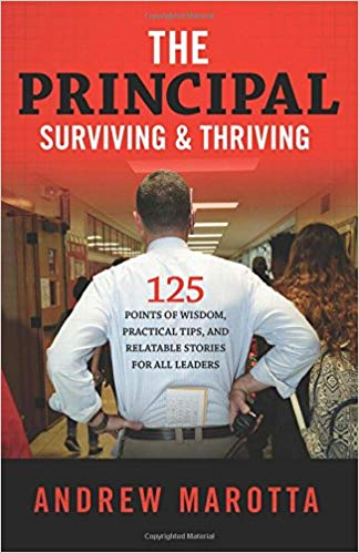 The Principal: Surviving & Thriving Book Gift from teacher