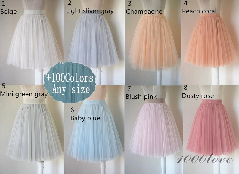 Tulle Skirt Great gift for young and adult ballerinas