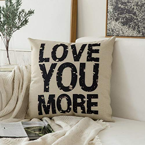 Pillow Case gift to show you care for him/her