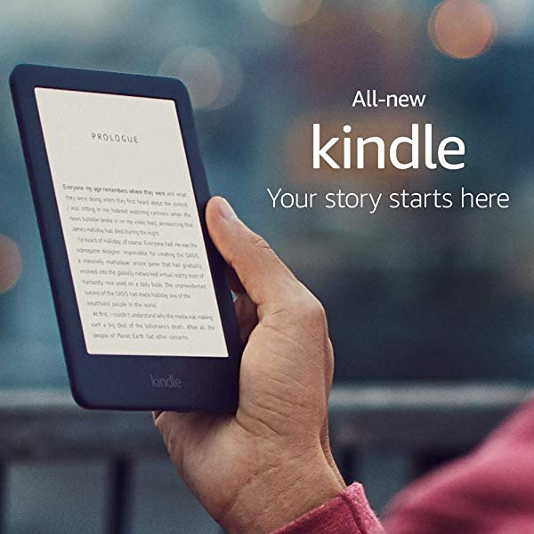 We recommend Kindle  as a gift for anyone in retirement