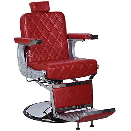 Exclusive gift for Barbers, one of the best barber chair ever