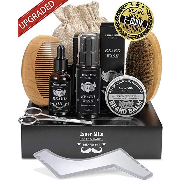 Fantastic barber gift idea Beard Kit