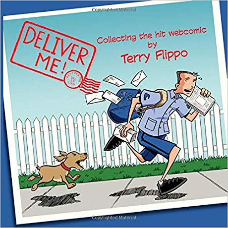 Deliver Me! by Terry Flippo greatest gift for postal workers