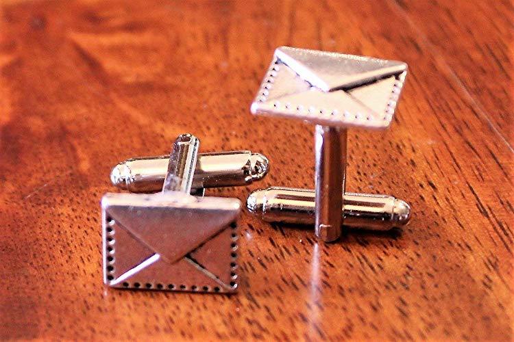 Mailman Gifts 4. Cufflinks
